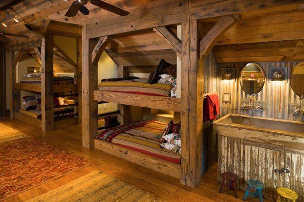Bunch Your Bunk Beds Style