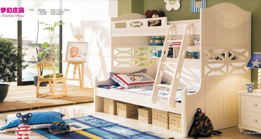 Bunk Bed Furniture Bedroom Sets Boy
