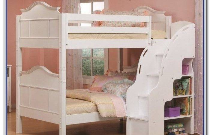 Bunk Beds Stairs Kids