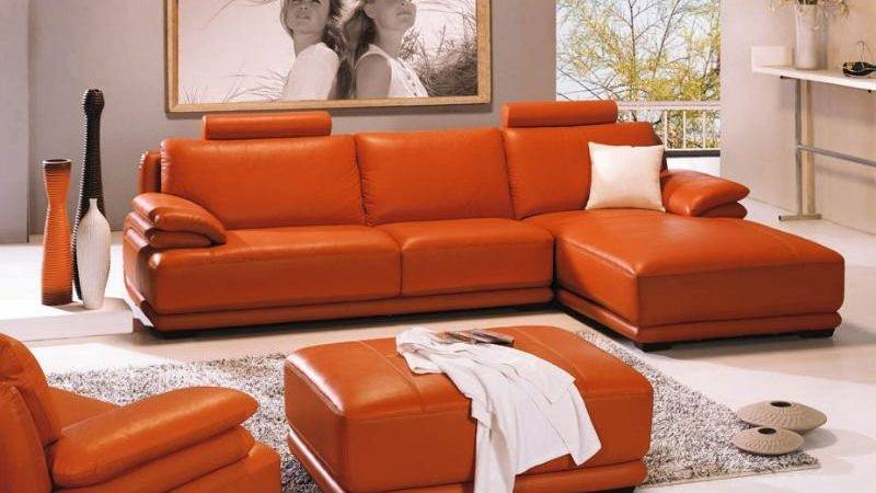 Burnt Orange Living Room Furniture Chairs Seating