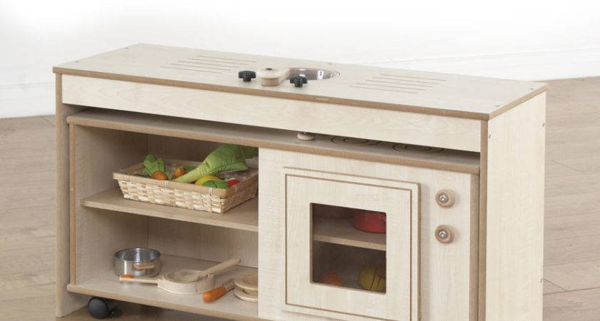 Buy Wooden Space Saver Fold Away Kitchen Unit Tts