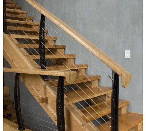 Cable Stair Railings Consider Kris Allen Daily