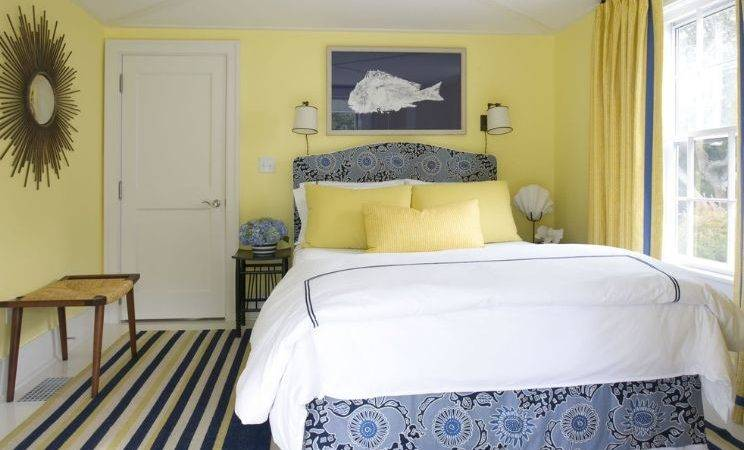 Can Yellow Give Your Bedroom Cheery Vibe