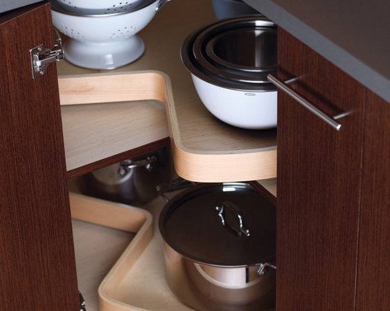 Cardinal Kitchens Baths Storage Solutions