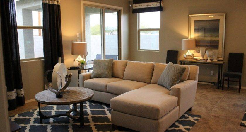 Carpeted Living Room Cream Couches Best Wiring