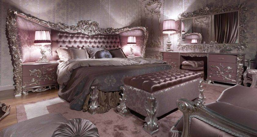 Carving Silver Italian Style Bedroomtop Best