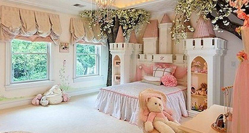 Castle Inspired Bed Frame Classic Princess Themed