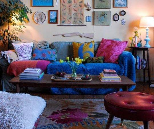 Centric Home Sofa Bohemian Style
