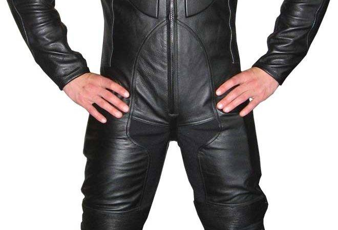 Chaos Black Leather Motorcycle Racing Suit All Sizes Ebay