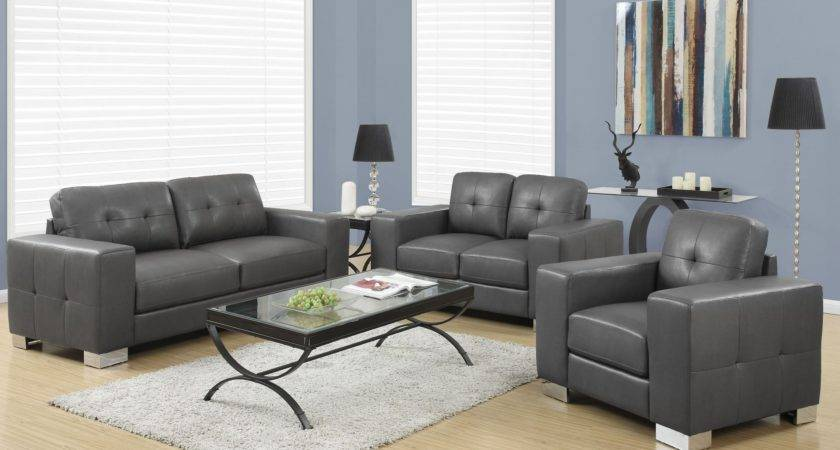 Charcoal Grey Living Room Furniture