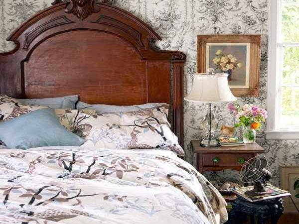 Charming Bedroom Decorating Ideas Vintage Style