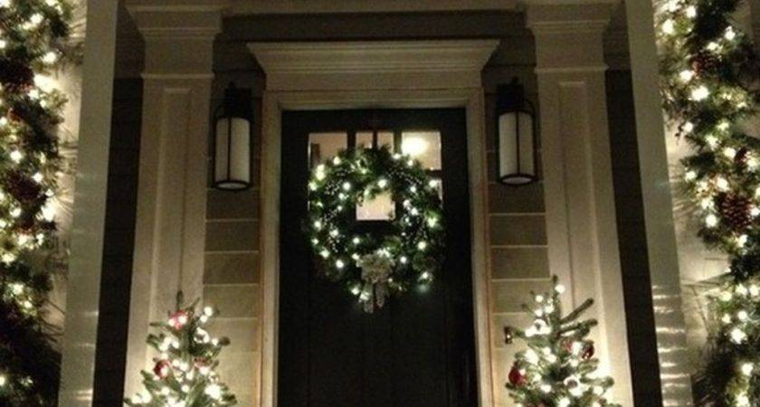 Cheap But Stunning Outdoor Christmas Decorations Ideas