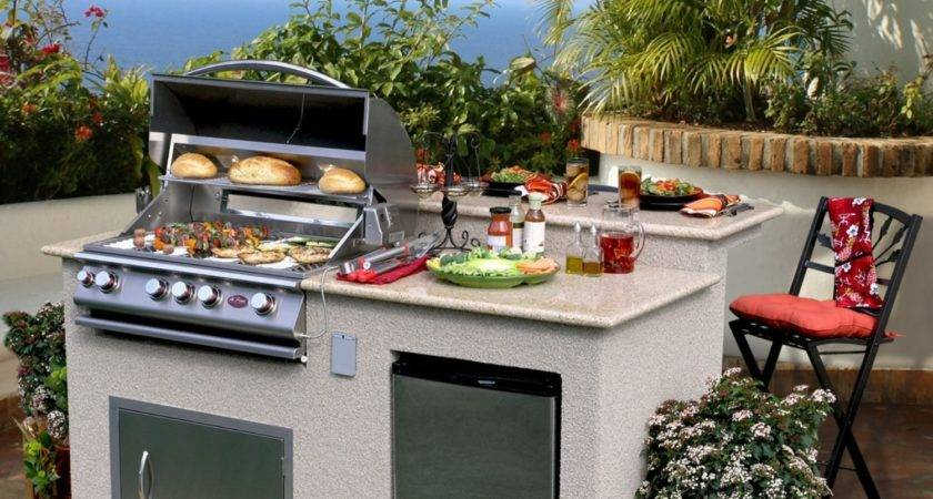 Cheap Outdoor Kitchen Ideas Hgtv Design Small Home