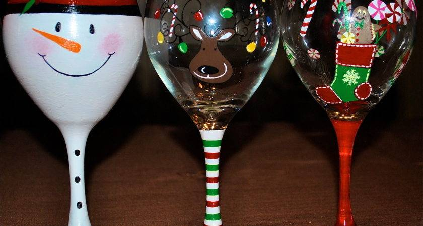 Cheers Youandyours Christmas Wine Glasses
