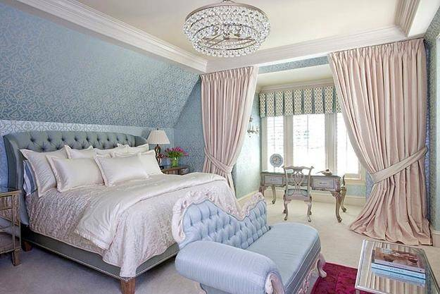 Chic Bedroom Decorating Ideas Enhancing Classic Style