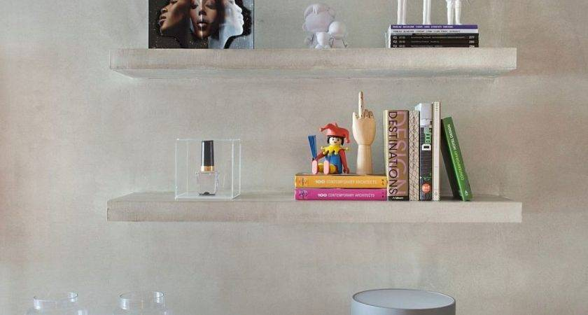 Chic Cor Concrete Walls Welcome Snazzy