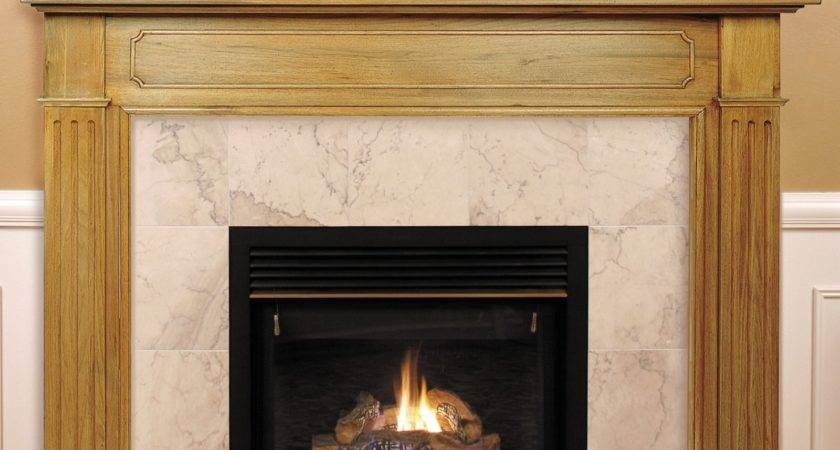 Chic Fireplace Mantels Surrounds All Home Decorations