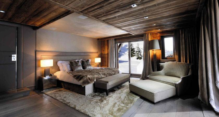 Chic Modern Rustic Chalet Alpes Idesignarch