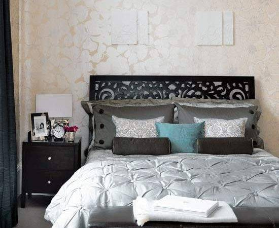 Chic Silhouettes Bedroom Sophisticated Design Ideas