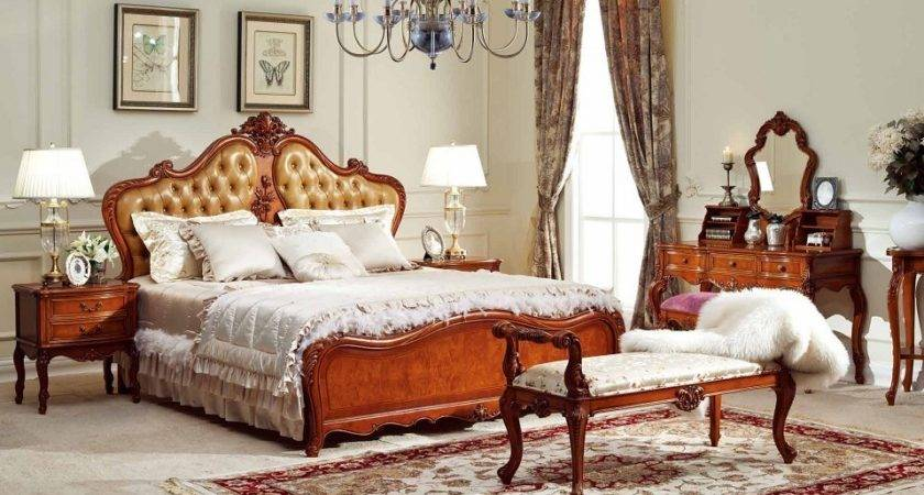 China French Style Bedroom Set Dws Bed