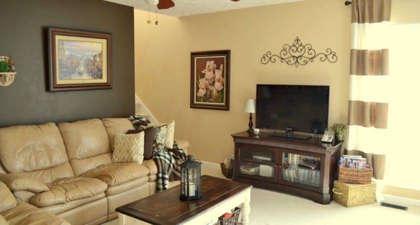 Chocolate Paint Color Rooms