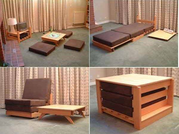 Choose Best Furniture Small Spaces Simple Tips