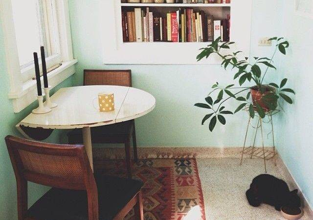 Choose Dining Tables Small Spaces