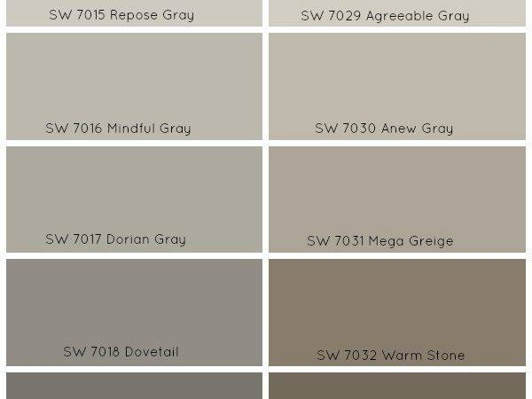 Choose Perfect Grey Paint Color Claire Brody
