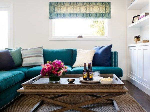 Choose Right Sofa Color Your Living Room
