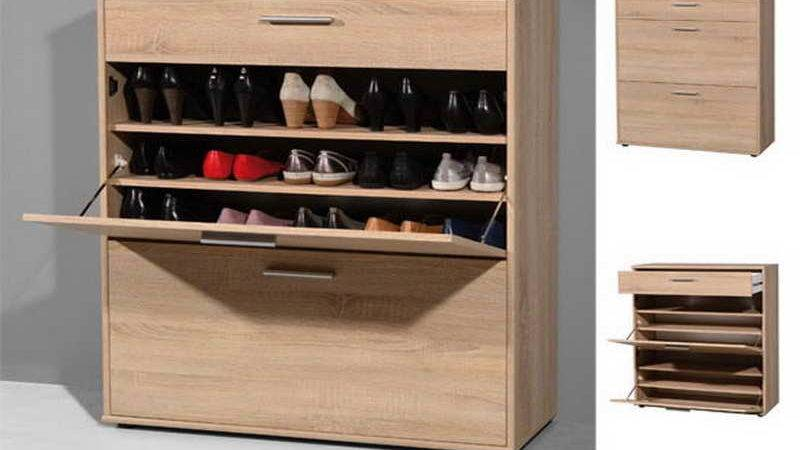 Choosing Modern Shoe Rack Your Hall Cabinet