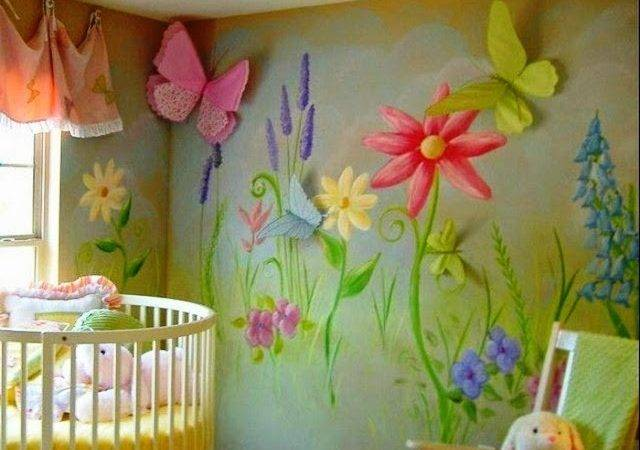 Choosing Right Paint Color Babys Room