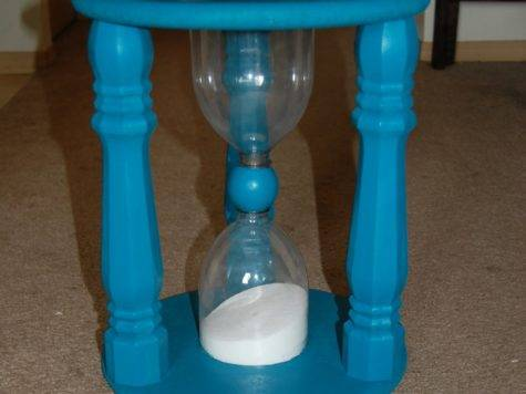 Christiney Crafts Time Out Stool Tutorial