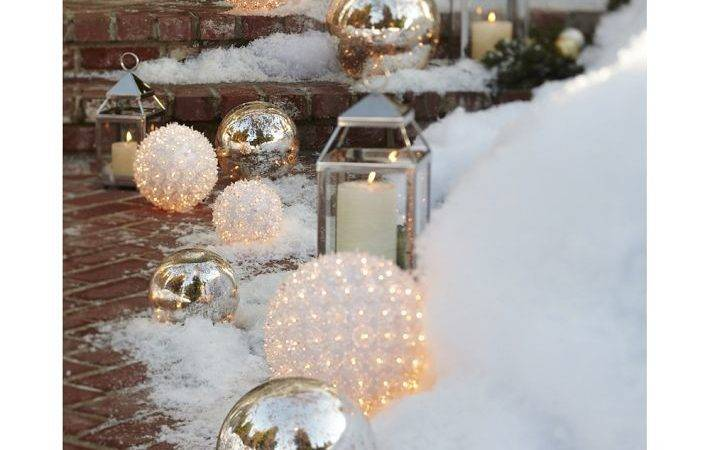 Christmas Decorating Ideas Outdoor Settings Interior