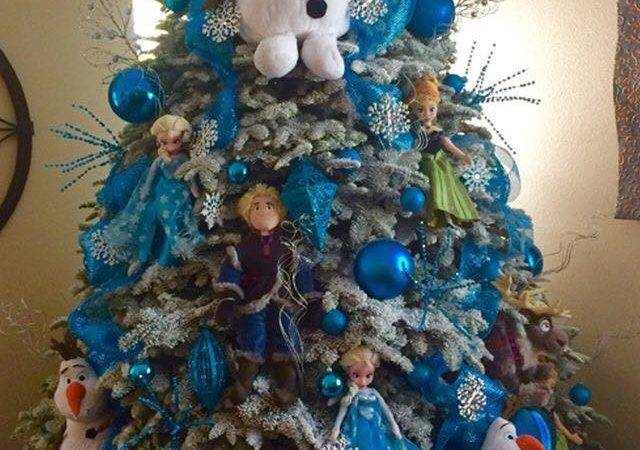 Christmas Decoration Ideas Frozen