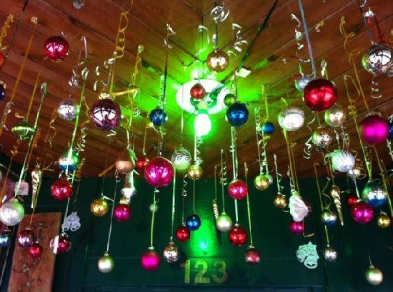 Christmas Decorations Hanging Ceiling Walk