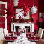 Christmas Table Decoration Decoist