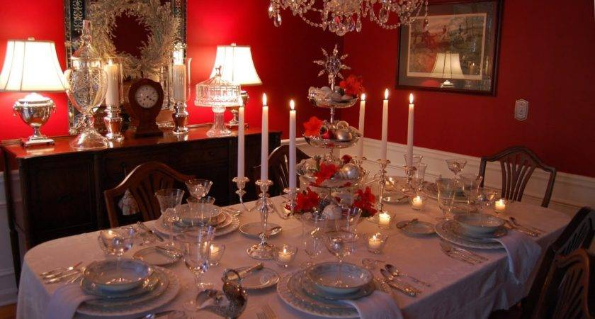 Christmas Table Decorations Ideas Christmaswishes