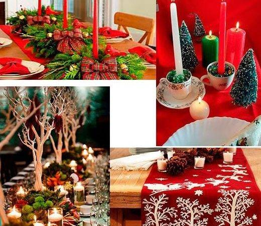 Christmas Table Dressing Ideas Best Dresses Collection