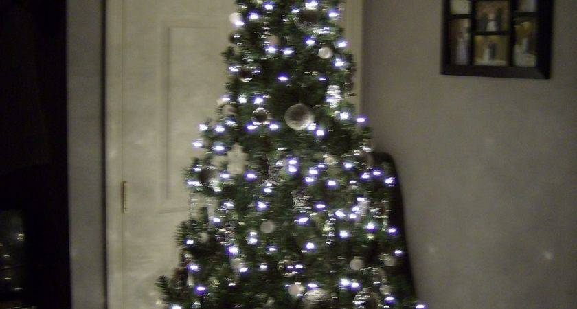 Christmas Trees Decorated