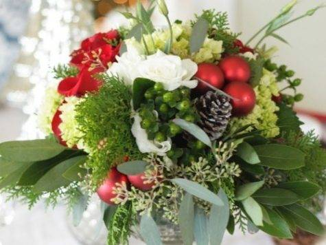Christmas Wedding Centerpiece Ideas Diy Weddings Magazine