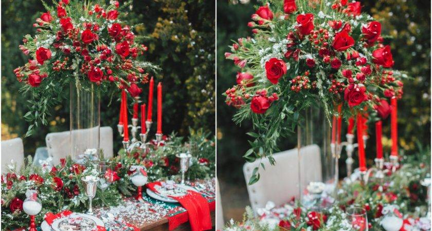Christmas Wedding Decoration Ideas Home Interior