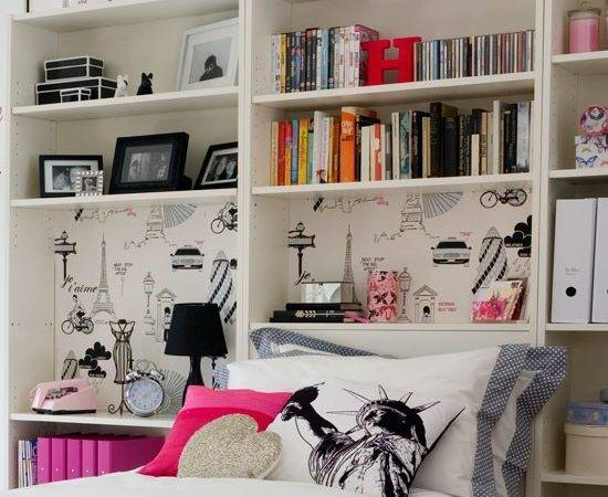 Clever Bedroom Storage Ideas Teenage Girl
