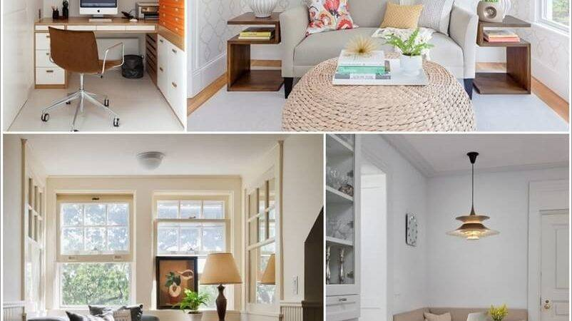 Clever Ideas Decorate Small Spare Room