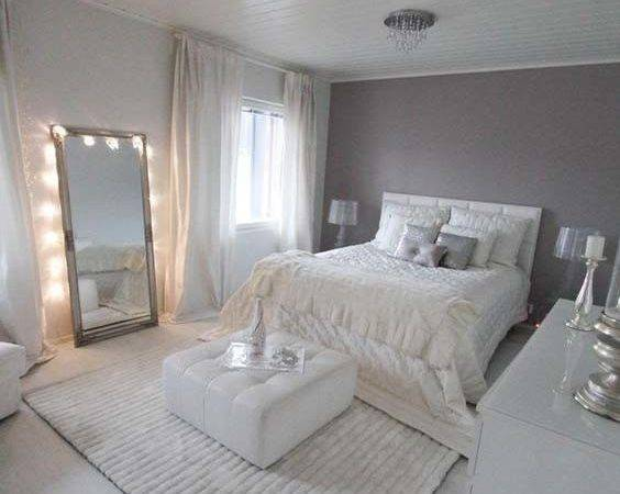 Coconut White Chic Bedroom Modren Villa