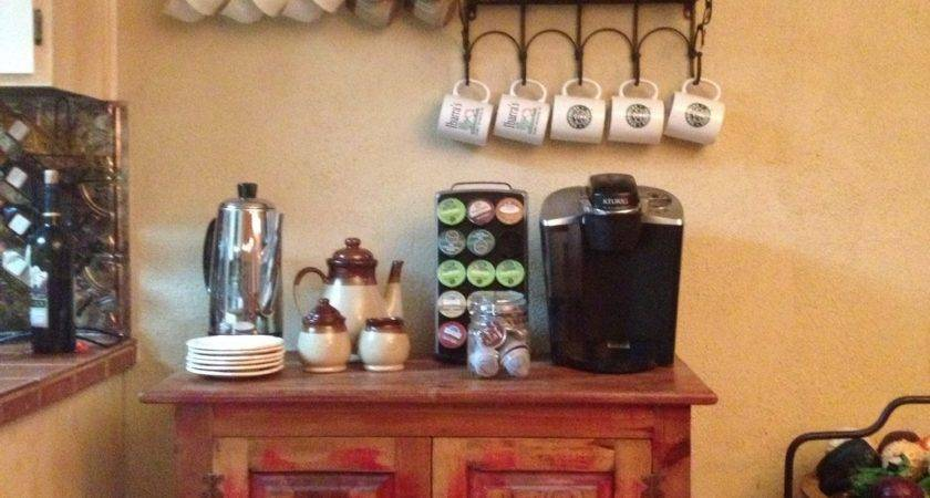 Coffee Bar Home