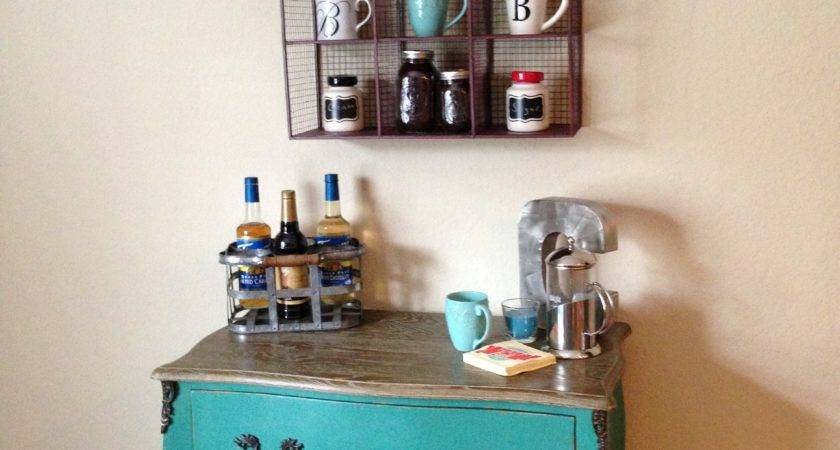 Coffee Bar Ideas Indoor Decor
