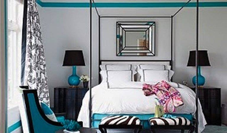 17 White And Turquoise Bedroom Ideas Ideas Little Big Adventure