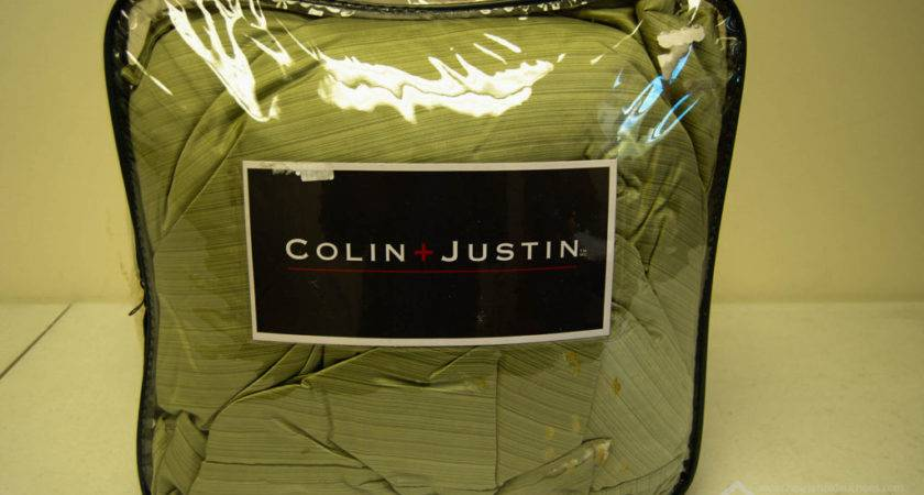 Colin Justin Bedding Set Household Auctions
