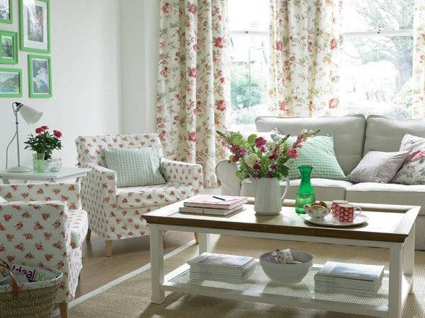 Collection Charming Living Room Curtains Home