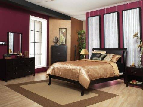 Color Bedroom Facemasre